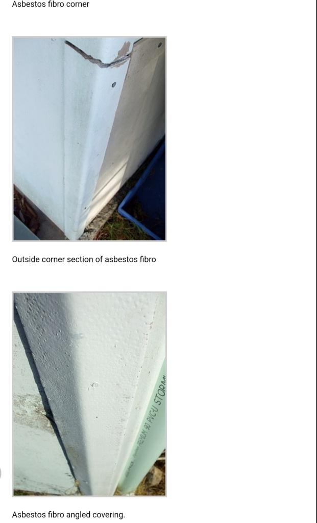 Asbestos joiners